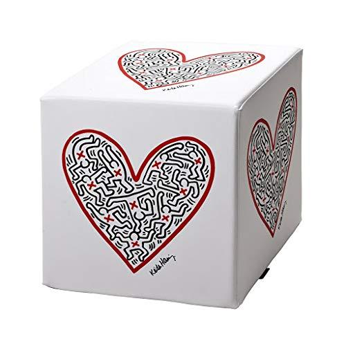 creativando Cubolibre Single Heart - Keith Haring
