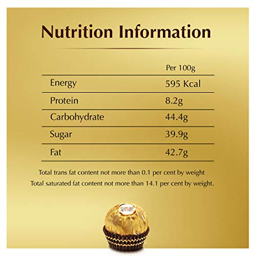 Ferrero Rocher, 16 Pieces, 200 gm 6