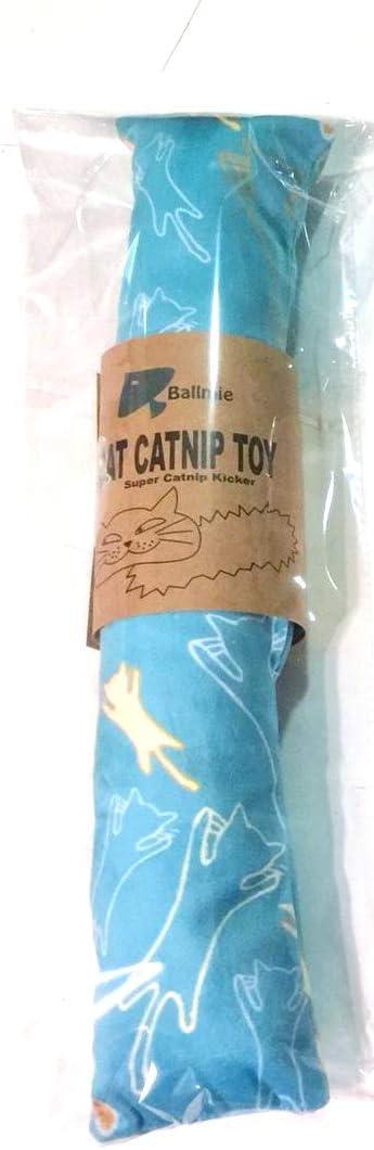 4 years warranty Max 47% OFF BALLMIE Cat Toys Catnip Kicker 15.7