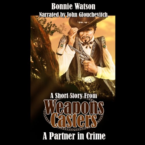A Partner in Crime audiobook cover art