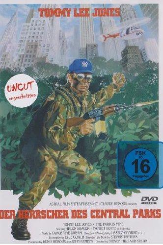 Der Herrscher des Central Parks - DVD - deutsch - ungekürzte Fassung