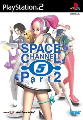 Space Channel 5 Part 2 [Japanische Importspiele]