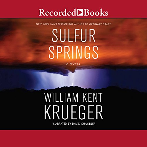Sulfur Springs audiobook cover art