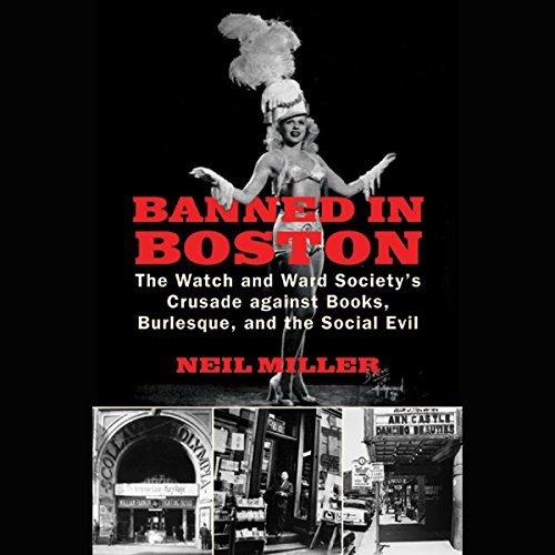 Banned in Boston audiobook cover art