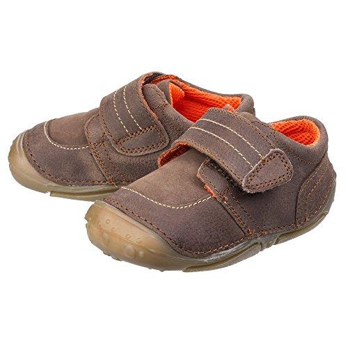 Hush Puppies - Zapatos Modelo Pre-Walkers para para niños (18.5 EU) (Marrón)