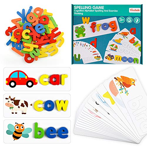 Educational Toy for 2 3 4 Year Old Kids Girls, Toddler Gifts for 3 4 5 Year...
