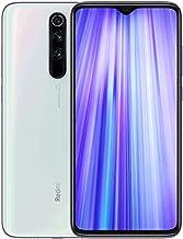 """Xiaomi Redmi Note 8 Pro Teléfono 6GB RAM + 64GB ROM, Pantalla Completa de 6.53"""", CPU MTK Helio G90T Octa-Core, 20MP Frontal y 64MP AI Cuatro Cámara Trasera Móviles Versión Global (Blanco)"""