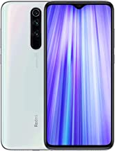 "Xiaomi Redmi Note 8 Pro Smartphone,6GB RAM 128GB ROM Mobilephone,Pantalla Completa de 6.53"",MTK Helio G90T Octa Core,Carga de 4500mAh,Quad Cámara(64MP + 8MP + 2MP + 2MP) Versión Global (Blanco)"