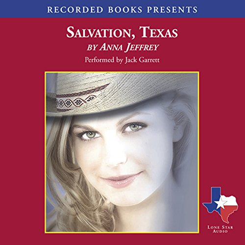 Salvation, Texas audiobook cover art