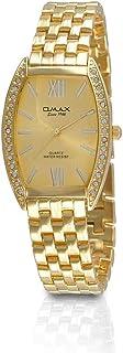ساعة نساء من اوماكس, معدن, انالوج بعقارب, OMJHE059G011