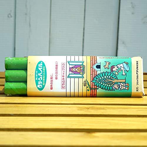 ■植木専用肥料■グリーンパイル (打込式 置き型肥料) スモールサイズ3本入り 【資材】 専用肥料 【店長おすすめ資材】