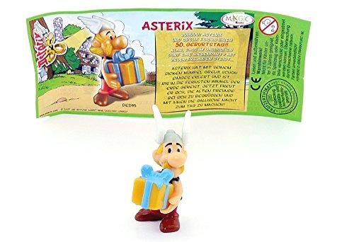 Ü-Ei Figur von Asterix (Asterix Geburtstag)