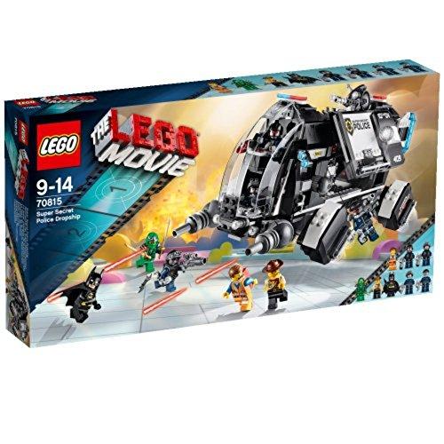 LEGO Movie 70815 - Raumschiff der Super-Geheimpolizei