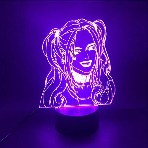 51F8B9FnqEL Harley Quinn Night Lights