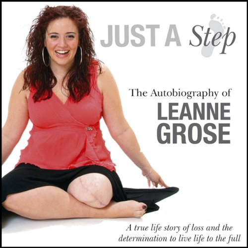 Just a Step audiobook cover art