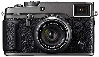 Fujifilm X-Pro2 - 24.3 MP Mirrorless Digital Camera with XF 23mm F/2mm Lens, Graphite