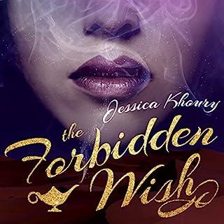 The Forbidden Wish audiobook cover art