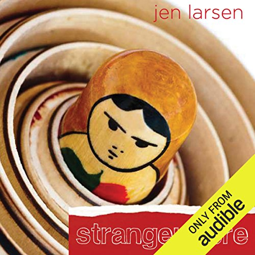 Stranger Here audiobook cover art