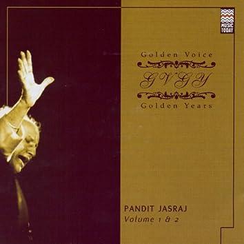 Golden Voice Golden Years - Pandit Jasraj - Volume 2