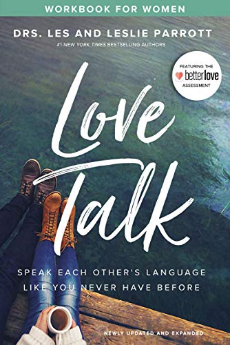 Love Talk Workbook for Women: Speak Each Other's Language Like You Never Have Before (English Edition)