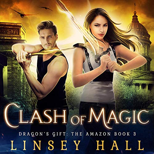 Couverture de Clash of Magic