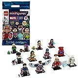 LEGO 71031 Minifiguras de Marvel Studios, Juguete de Construcción de Superhéroes (1 de 12), Regalos para Niños a Partir de 5 Años