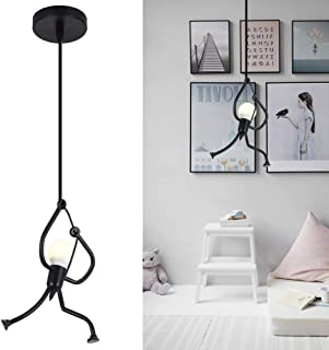 Best hanging man lamp Reviews