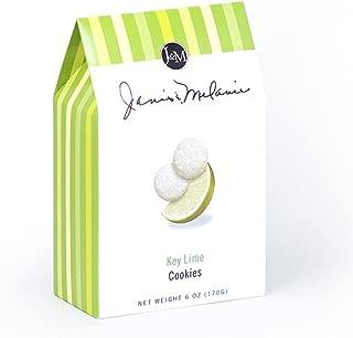 J&M Foods Key Lime Cookies, 6 Ounce