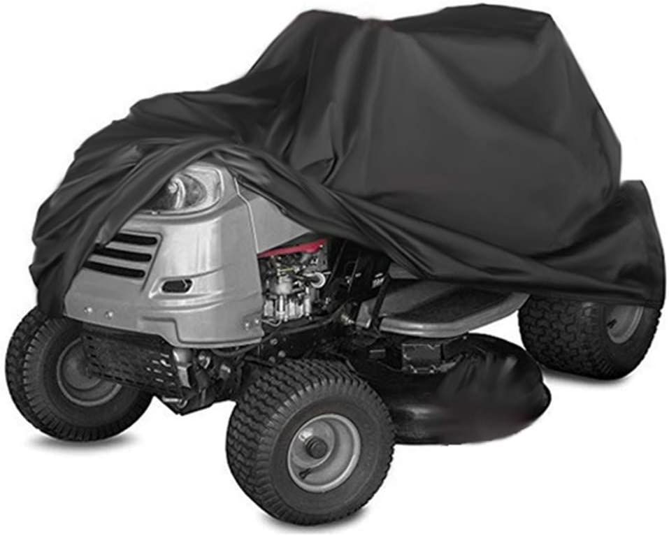 TheElves 210D High Max 61% OFF Density Cover for and Lawn Riding Mower Ride- latest
