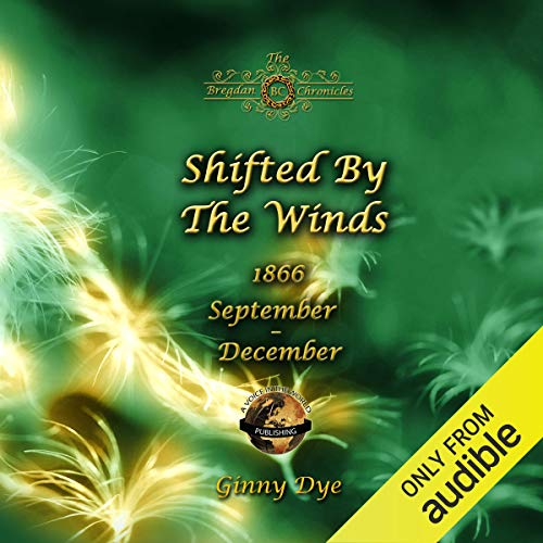Shifted by the Winds audiobook cover art