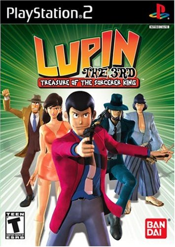 Lupin the Third - PlayStation 2