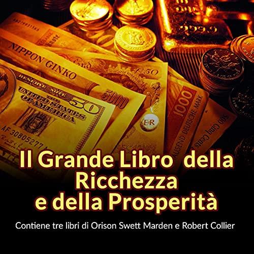 Il Grande Libro della Ricchezza e della Prosperità copertina