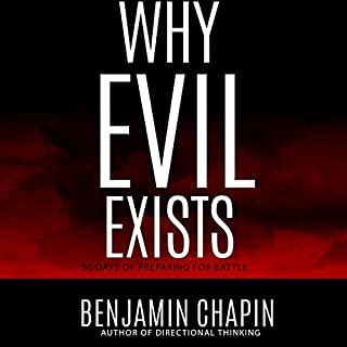 Why Evil Exists audiobook cover art