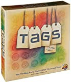 Heidelbear HB12 Tags Board Game - Thrilling Party Game with 15 sec. turns Board Game Multi (One Size)