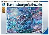 Ravensburger- Eisdrache Dragón de Hielo, Multicolor, Talla única (14839)