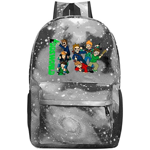 Shichangwei Galaxy Edds_Cute_World Starry Sky Backpack For School Teens Rucksack Backpack Bags Girls&Boys