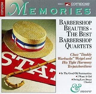 Barbershop Beauties Best of Barbershop Quartets