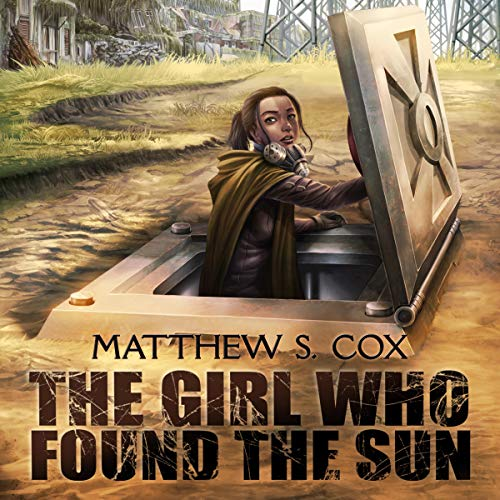The Girl Who Found the Sun cover art