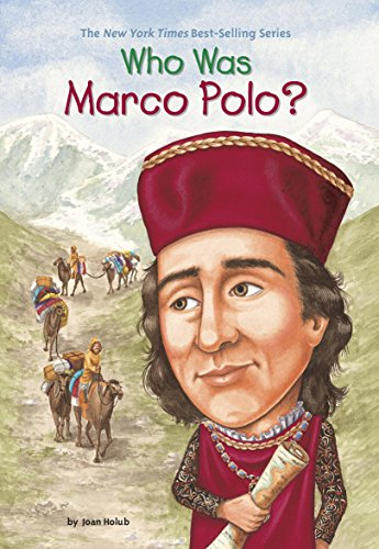 Who Was Marco Polo? (Who Was?) (English Edition) eBook: Holub ...