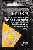 DYLON マルチ (衣類・繊維用染料) 5g col.02 ゴールデングロウ [日本正規品]