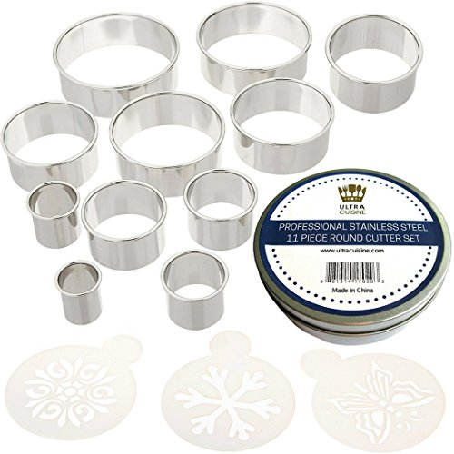 Round Cookie Cutter Set