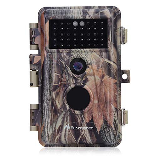 Game Trail Deer Camera with Night Vision 20MP HD 1920x1080P...