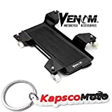 Venom Motorcycle Center Stand Mover Dolley Cruiser Bike Dolly Park and Move Dollie Motorcycle Center Stand Mover Dolly Cruiser Park + KapscoMoto Keychain