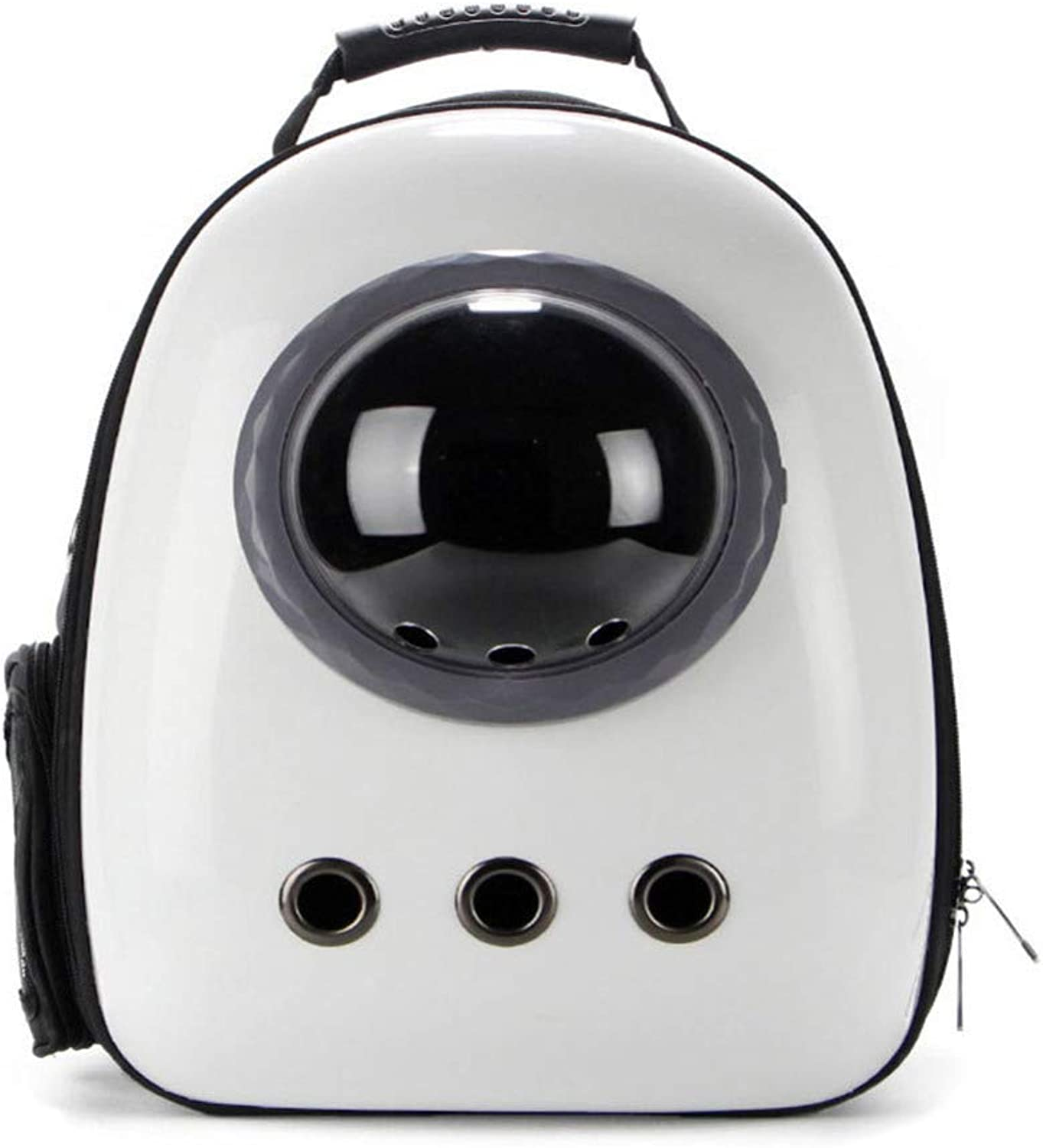 Pet Carrier Seat pet Backpack Picnic Portable cat Dog Backpack pet Out Backpack Space Capsule pet Bag Out of The Portable Dog Backpack Pet Carrier Crate