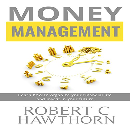 Money Management audiobook cover art
