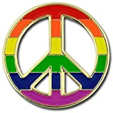 Est Mundun Gay Pride Flag Empowerment Pin Enamel   Pin Set For Jackets, Backpacks, Hats and Jackets   LGBT   Love Win Set   Make America Gay Again