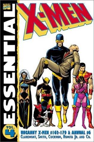 Essential X-Men Vol. 4 -  Claremont, Chris, Paperback