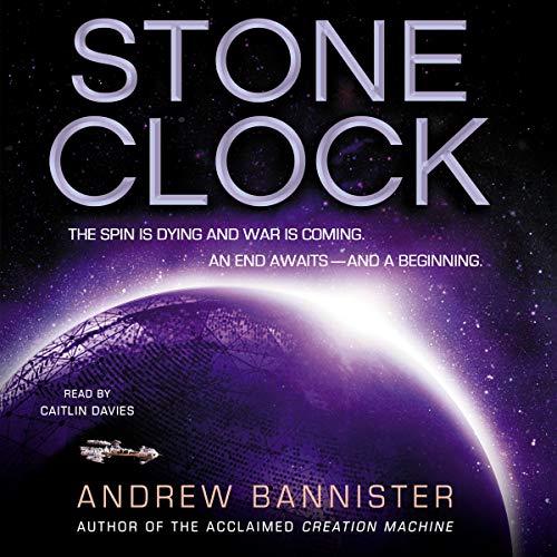 Stone Clock Titelbild