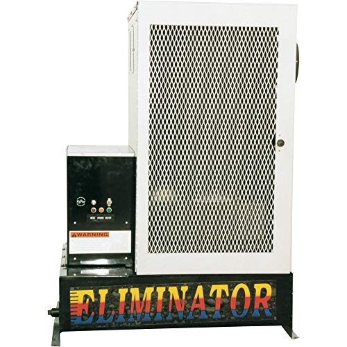 Eliminator Shop and Garage Waste Oil Heater, Model...