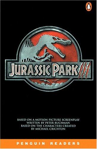 *JURASSIC PARK III                 PGRN2 (Penguin Readers, Level 2)の詳細を見る
